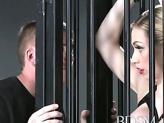 Exotic Sex Industry Star In Crazy Stockings, Sadism & Masochism Romp Movie