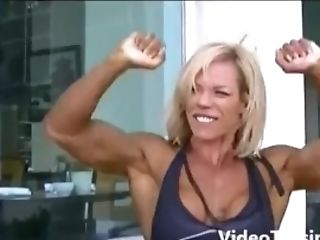 Ifbb Pro Joanna Ripple And Armwrestle