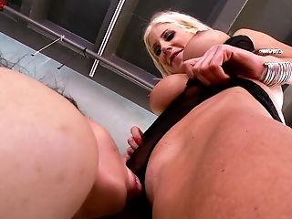 Blonde Puma Swede With Succulent Breasts Shows Off Her Sexy Figure While Getting Her Cunt Eaten By Lesbo Yurizan