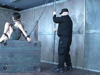 Vulnerable Milcah Halili Is Asian Nymphomaniac Who Is Worth Some Gonzo Restrain Bondage