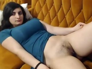 Beautiful Timid Female From Indian Fondles Her Sexy Yummy Cunny