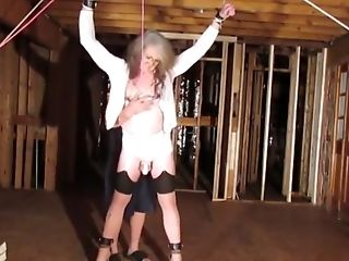 Slave In Tying