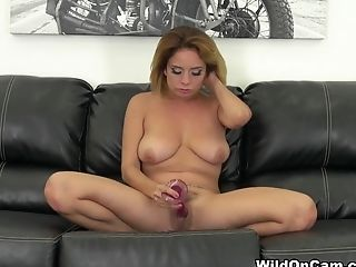 Best Porn Industry Star Ashlee Graham In Horny Blonde, Natural Tits Adult Scene