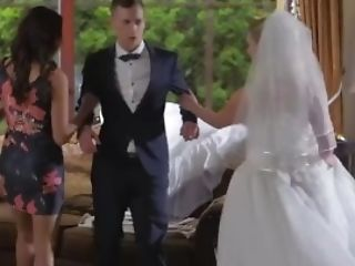 Naked Nuptials Featuring Anissa Kate, Violette Pink, Charlie Dean