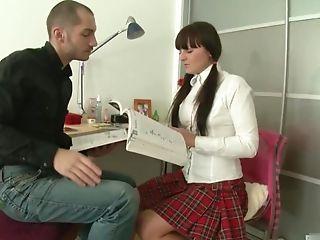 Insatiable Russian Student Nadina Pornography Vid
