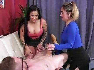 Hot Cfnm Mistress Blows