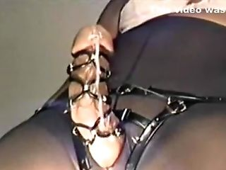 Exotic Homemade Shemale Movie With Bondage & Discipline, Infatuation Scenes