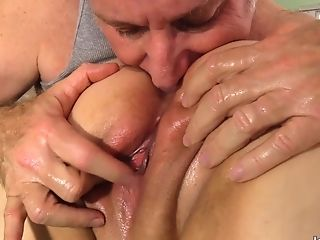 Bbw Darling Geisha Idolized And Fingerblasted By An Old Masseuse