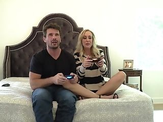 Blonde Porn Industry Star Manuel Ferrera Needs Nothing But A Hard Man Meat In Her Muff To Be Glad