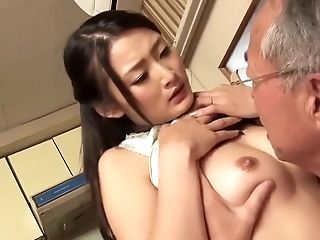 Astonishing Porno Movie Black-haired Attempt To Witness For