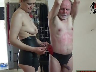 German Female Domination  Fuck Servant Sub